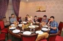 وفاقی دارالحکومت میں مسلح ڈاکو چینی باشندوں سے 38 لاکھ روپے اور 2موبائل ..