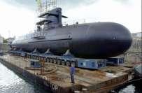 بھارت کی مہلک جوہری ہتھیاروں سے لیس آبدوز کی تیاریاں آخری مراحل میں ..