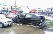 پنجاب بھر میں564ٹریفک حادثات میں 6ا فراد جاں بحق،665زخمی