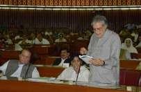 پاکستان کا ایٹمی پروگرام رول بیک کرنے کے لیے نہیں بنا یا گیا ، قرضوں ..