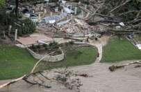 امریکی ریاست کیلیفورنیا میں شدید بارشوں سے نظام زندگی درہم برہم