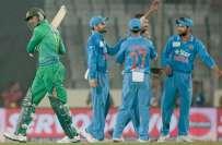 پاکستان نے کرکٹ ٹیم نہ بھیجی تو قانونی راستہ اپنائیں گے: ترجمان بھارتی ..