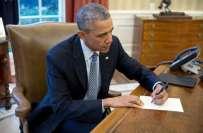 کیوبا اور امریکہ کے درمیان 50 برس بعد براہ راست ڈاک رابطہ قائم ہو گیا'صدراوبامہ ..