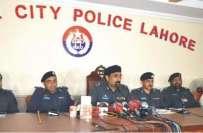 پنجاب اور سندھ میں71سے زائد واداتوں میں ملوث بابا ڈکیت گینگ کے 22ملزموں ..