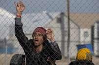 ترکی نے مہاجرین کے لیے دو مراکز کی تعمیر شروع کر دی