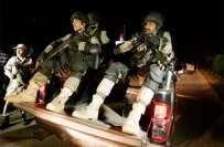 واہگہ بارڈر پر رینجرز کی فائرنگ کے نتیجے میں 2 سمگلرز ہلاک