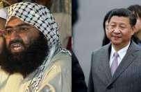 بھارت کا مسعود اظہرکے معاملے میں روڑے اٹکانے پر چین سے سخت احتجاج کا ..