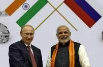 بھارت کا جنگی جنون کم نہ ہوسکا،روس بھارت کو ایک اورنیوکلیئر پاورڈ آبدوز ..