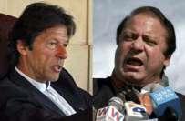 پانامہ لیکس کے انکشاف، عمران خان نے وزیراعظم سے استعفے کا مطالبہ کر ..