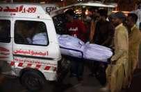 لاہور کے علاقے اسلام پورہ میں ریسٹورنٹ کےکمرےسے 3 لاشیں ملی ہیں: پولیس