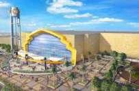 ابو ظہبی میں وارنر بروز کے عظیم و الشان تھیم پارک کی تعمیر زور و شور ..