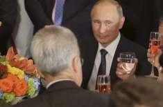 روس امریکا کو آدھے گھنٹے سے بھی کم مدت میں ختم کرسکتا ہے۔ پوٹن کا دعویٰ