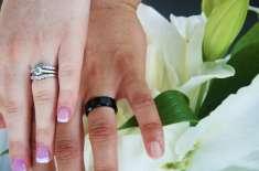 شادی کی انگوٹھی بائیں ہاتھ کی چوتھی انگلی میں کیوں پہنتے ہیں؟