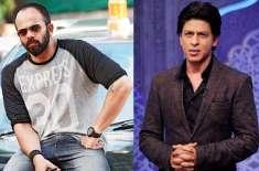شاہ رخ خان اور روہت شیٹی کے درمیان سرد جنگ کا آغاز