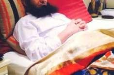 معروف مذہبی اسکالر مولانا طارق جمیل علیل ہو گئے