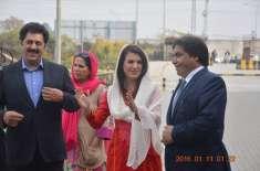 ریحام خان کی ن لیگ کے رہنما سے حنیف عباسی سے ملاقات، تحریک انصاف کے ..