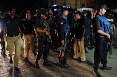کراچی مین رات گئے سیکورٹی اداروں کی کاروائی، 4 افغان فوجی گرفتار کر ..