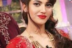 """اداکارہ ثناء کی ٹیلی فلم """"ڈاکٹر اعجاز کی زوجہ """" 14فروری کو آن اےئر ہو .."""