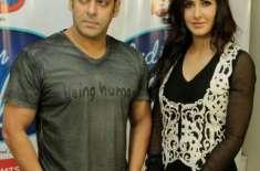 سلمان خان اور کترینہ کیف فلم ''بھارت'' کے تیسرے شیڈول کی عکس بندی ..