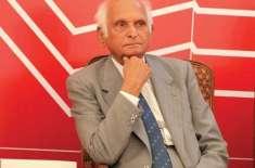 معروف کالم نویس اور فکشن رائٹر انتظار حسین شدید علیل، ہسپتال منتقل