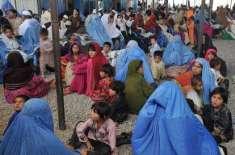 پاکستان میں مقیم پندرہ لاکھ رجسٹرڈ افغان مہاجرین کے قیام کی مدت میں ..