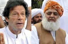 مولانا فضل الرحمان نے این اے 35 بنوں کی نشست سے ضمنی انتخاب میں حصہ لینے ..
