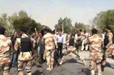 پی آئی اے کے 3 مظاہرین کو تحریک انصاف نے مارا ہے: ماروی میمن کا الزام