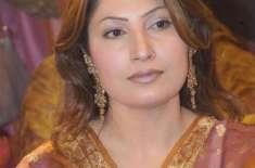 پاکستان میں بھارتی فلموں کی نمائش بند ہونی چاہئیے، اداکارہ صائمہ خان