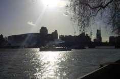 لندن شہر کے بیچوں بیچ بس کو دھماکہ خیز مواد سے اڑا دیا گیا۔ شہری پریشان ..