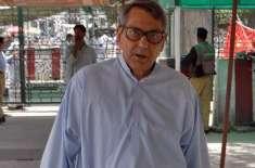 گوجرانوالہ : سابق اسپیکر قومی اسمبلی چودھری حامد ناصر چٹھہ نے بیٹے ..