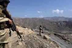 پاکستانی سیکورٹی فورسزہلمند میں چار کلومیٹر تک افغانستان کی حدود میں ..