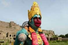 بھارتی عدالت نے ہندو خدا ہنومان کو عدالت میں طلب کر لیا