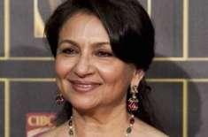 بھارتی اداکارہ شرمیلا ٹیگور کوپولیس رپورٹ نہ ہونے کے باعث واہگہ باڈر ..