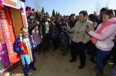 چینی شہری نے مرنے سے پہلے خود اپنی آخری رسومات منعقد کر ڈالیں