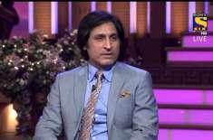 پاکستان کرکٹ ٹیم کے سابق کپتان رمیز راجہ نے اپنی پہلی بھارتی فلم کے ..