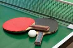 ْچوتھا سندھ اسپورٹس بورڈ رینکنگ ٹیبل ٹینس ٹورنامنٹ' انڈر18 گرلز فائنل ..
