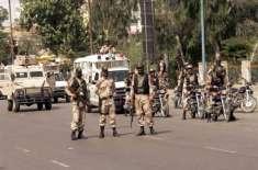 ایک عسکری گروہ تشدد کو ہوا دے رہا ہے، حملے اسی سلسلے کی کڑی ہیں: ترجمان ..