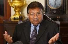 پرویز مشرف کے خلاف رشید غازی قتل کیس میں ناقابل ضمانت وارنٹ گرفتاری ..