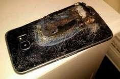 سام سنگ گلیکسی  نے دھماکہ کردیا