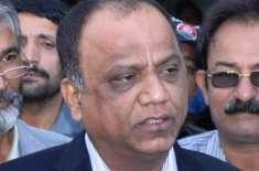 ایم کیو ایم کی اہم رہنما بابر غوری کو دبئی میں گرفتار کرنے کی اطلاعات