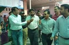 لاہور ڈائیو بس سروس کے ٹرمینل مینیجر گرفتار