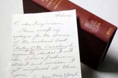 طالب علم کو 50سال بعد لائبریری کی کتاب واپس کرنا یاد آ ہی گیا