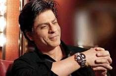 شاہ رخ خان عمران ہاشمی کی کتاب کی تشہیر میں مصروف