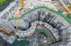 متروکہ کان میں زیر آب لگژری 5سٹار ہوٹل بنے گا