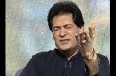 اسد امانت علی خان کی برسی منائی گئی