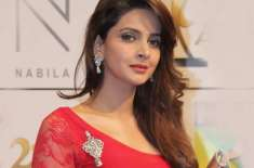 پاکستانی ادکارہ صبا قمر اپنی پہلی بالی وڈ فلم میں بالی وڈ اداکار عرفان ..