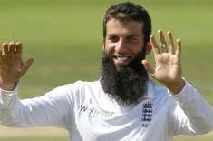 برطانوی مسلمان کھلاڑی معین علی کو برمنگھم ائیرپورٹ پر 40منٹ تک روکے ..