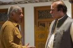 وزیراعظم اور وزیر اعلیٰ پنجاب کی ملاقات ، پاناما لیکس کے انکشافات کے ..