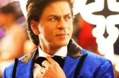 میری زندگی اتنی دلچسپ نہیں کہ فلم بنائی جائے،شاہ رخ خان