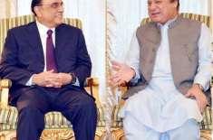 آصف علی زرداری کی گرفتاری کی صورت میں ن لیگ کی پالیسی